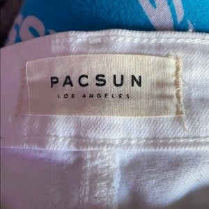 Capris from pacsun